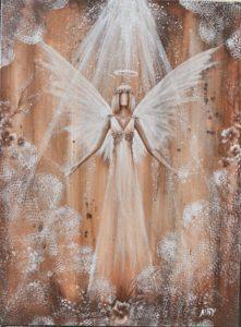 Anděl hnědá